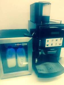 FRANKE AUTOMATIC COFFEE MACHINE SHOWROOM DEMONSTRATOR Marrickville Marrickville Area Preview