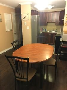 Furnished 2 bedroom sublet May-June near Avalon Mall
