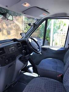 2007 Ford Transit Van VM Mid Highroof Zetland Inner Sydney Preview