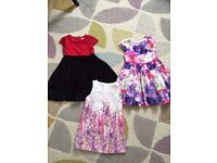 Girl 4-5 years party dresses bundles