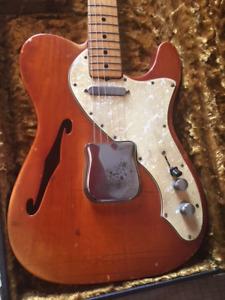 Fender Telecaster Thinline  1969