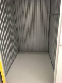 Shed Sized Secure Storage Space