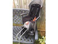 Hamax Siesta child's bike seat - bargain price! (RRP £109.99)