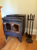 Heritage Cartier Wood Stove