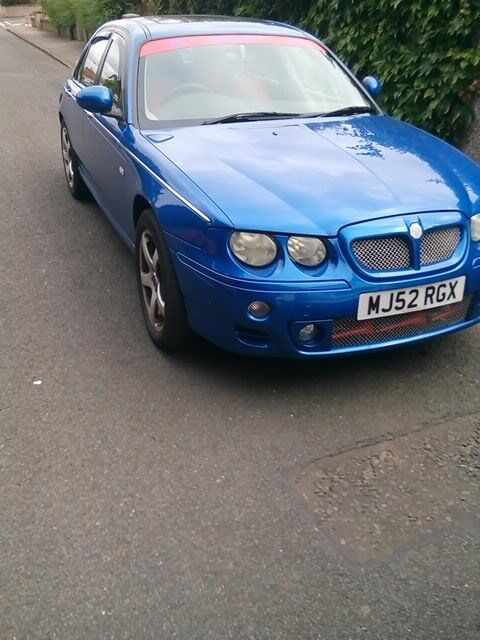 ROVER 75 MG ZTX MOT TO 28 MARCH 2018 PHONE 07922202014