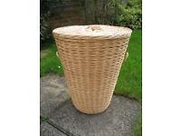 Wicker Laundry/Storage Basket