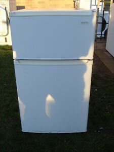 Apartment size fridge- free delivery