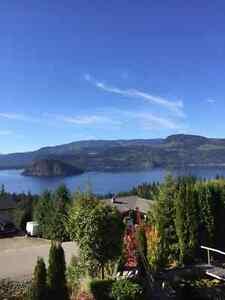 Shuswap suite rental, Blind Bay, BC