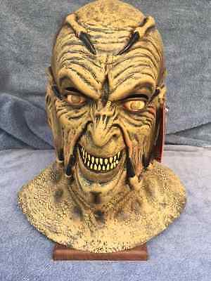Halloween JEEPERS CREEPERS Latex Deluxe Mask TOT's Officially Licensed - Jeepers Creepers Halloween Masks