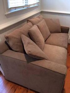FREE!! Freedom furniture comfy gorgeous three-seater couch Leichhardt Leichhardt Area Preview