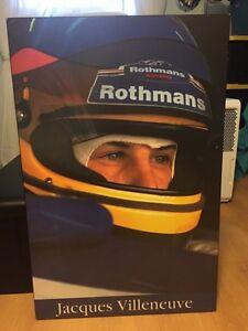 Grand laminage de Jacques Villeneuve