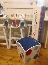 Boys Designer Accessories -noticeboard, growth chart, toy box etc Hawthorn Boroondara Area Preview