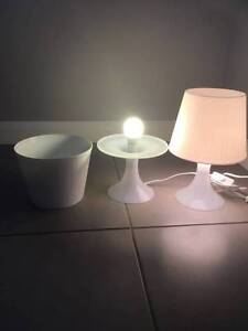 Two bedside or table lamps. Wanneroo Wanneroo Area Preview