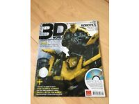 3D world Robotics / Transformers Sep 2007+Free CD
