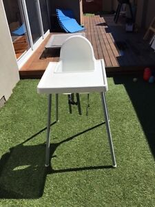 Ikea Highchair Sandringham Bayside Area Preview
