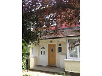 Lovely 2 large bedrooms, living room, separate kitchen, bathroom and own garden flat