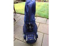 Nike Cart Bag Blue