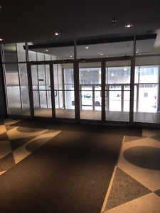 Chabanel  Loft style Office Space with  Storage area to Sub Let
