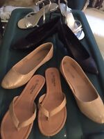 4 Pairs of Ladies Shoes Size 6/7