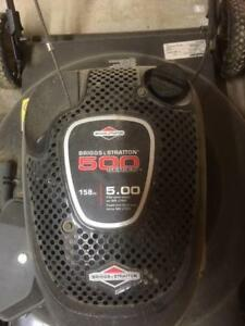 158cc Briggs and Stratton 500 Series Mower