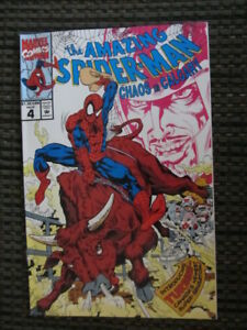 Two Spiderman Comics -Excellant condition $5.00 each