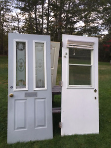 Several doors for sale