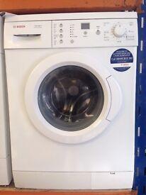 Bosch Washing Machine - VGC with Warranty
