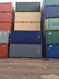 1-3 Year Old 20' GP Containers FOR SALE !!! Strathfield South Strathfield Area Preview