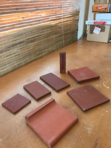 Terracotta Tiles Assortment
