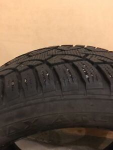 P215 55 R16 93Q Used 4 Winter Tires