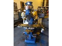 BRIDGEPORT BRJ TURRET MILLING MACHINE