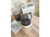 Vintage Kenwood A380 food mixer and liquidiser