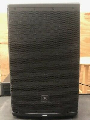 "JBL EON615 15"" 1000 Watt 2-Way Portable Powered Speaker Active Monitor w/Case"