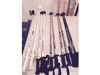 Ski Poles - 5 pairs take your pick!