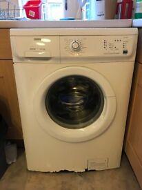 Zanussi essentiol 1200 6kg washing machine