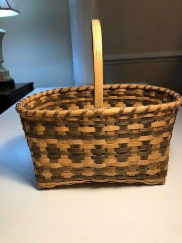 Cherokee Indian (NC) Basket - Single Handle