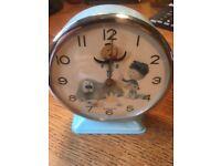 Rare Vintage Magic Roundabout Alarm Clock