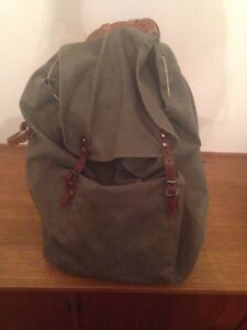 Vintage army style rucksack Doncaster Manningham Area Preview