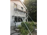 Standing Scaffolding for sale