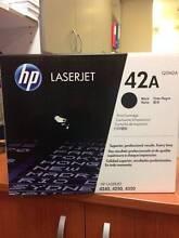 HP Print Cartridge LaserJet 42A Hamersley Stirling Area Preview