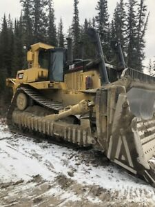 CATERPILLAR D10T TRACK TYPE TRACTOR FOR SALE.