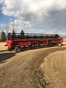 CASE IH 3020 35' TERRA FLEX HEADER