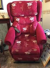 High Rise Recliner Chair