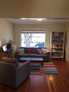 West End Home on quiet street avail May 1st