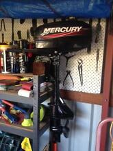 Mercury 3.3 outboard Rockingham Rockingham Area Preview