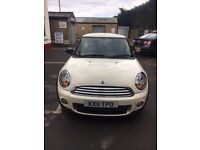 MINI ONE D VERY GOOD CONDITION FSH