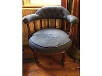 Victorian Tub Chair for sale