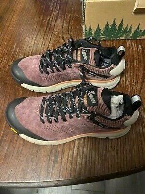 Danner Womens Trail 2650 GTX Waterproof Hiking Shoe Mauve/Salmon Size 7 M