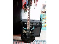 Ibanez RG370DX Electric Guitar with Hard Case