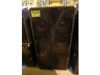 Trace Elliot 1084H 1,600W 8X10 Bass Cab